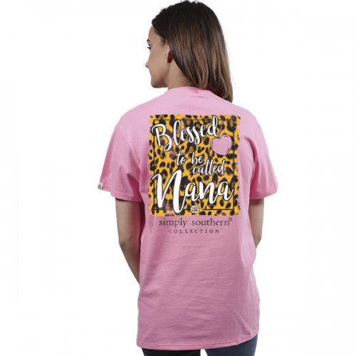 Simply Southern Blessed Nana T-Shirt