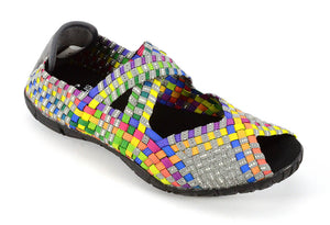 Corky's Forest Bright Multi Shoe