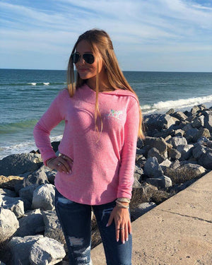 Buddy by the Sea Zen Key West Pullover