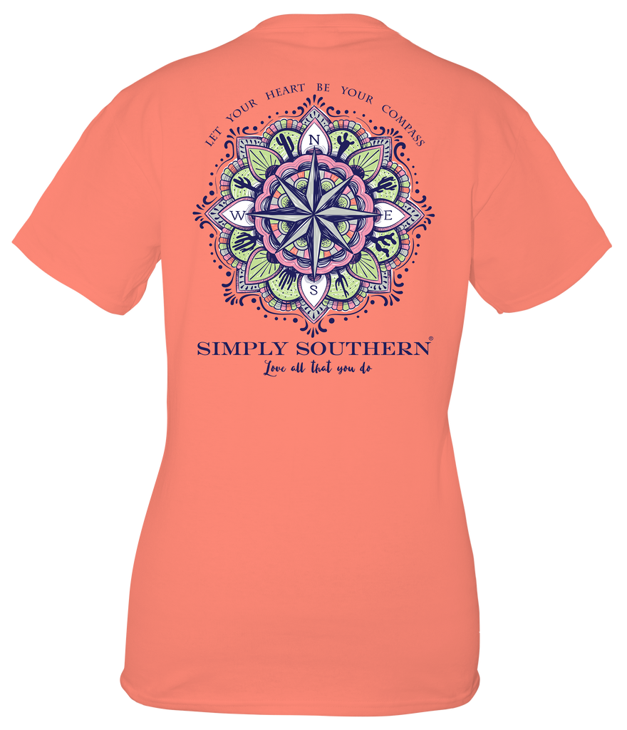 Simply Southern Compass T-shirt