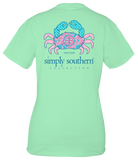 Simply Southern Crab T-shirt