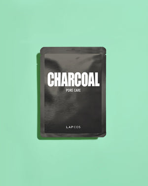 LAPCOS DAILY SHEET MASK CHARCOAL