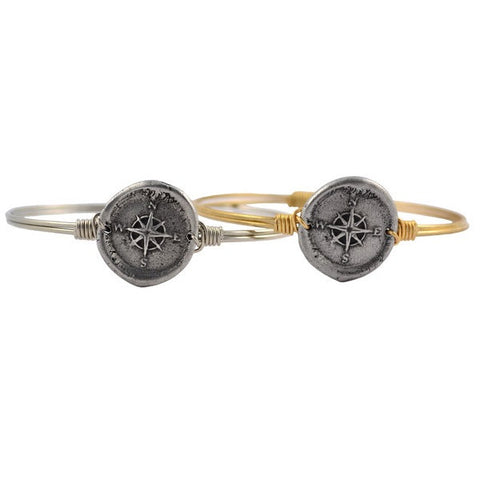 Luca + Danni Compass Bangle