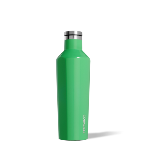 Gloss Caribbean Green 16oz Corkcicle Canteen
