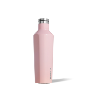 Rose Quartz 16oz Corkcicle Canteen