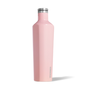 Rose Quartz 25oz Corkcicle Canteen