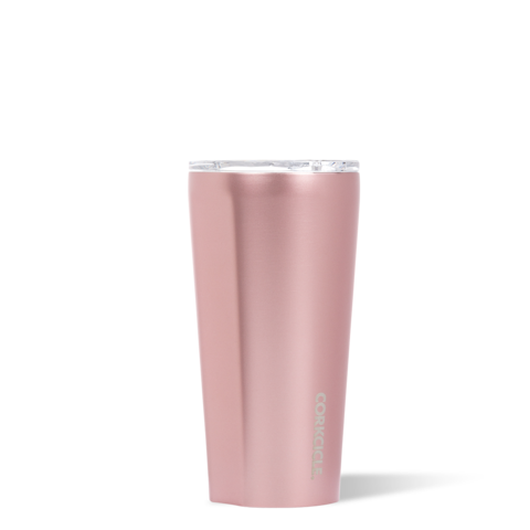 Rose Metallic 16oz Corkcicle Tumbler