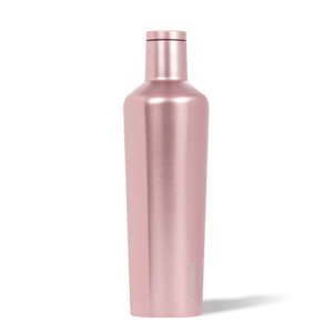 Corkcicle Rose Metallic 25oz Canteen