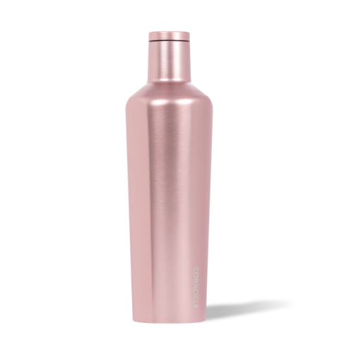 Rose Metallic 25oz Corkcicle Canteen