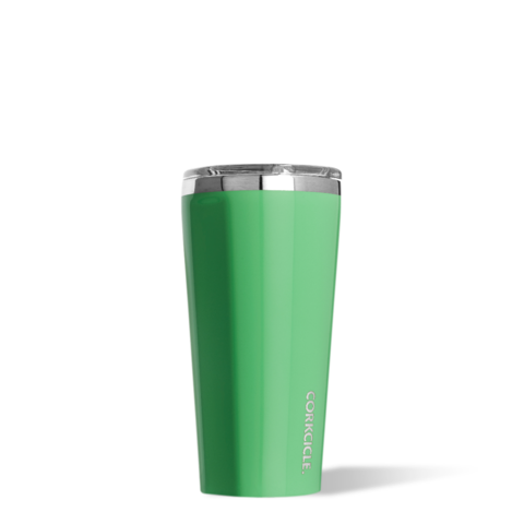 Gloss Caribbean Green 16oz Corkcicle Tumbler