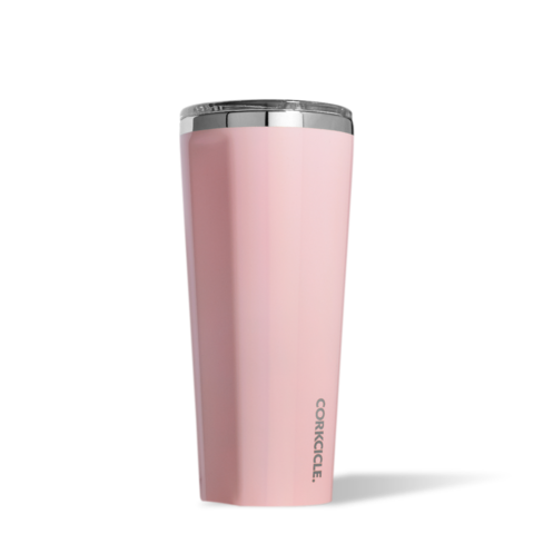 Rose Quartz 24oz Corkcicle Tumbler