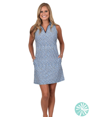 Southwind Avalon Dress, Scales