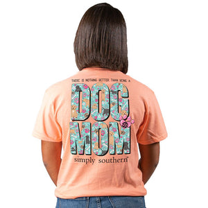 Simply Southern Dog Mom T-Shirt