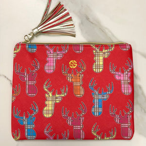 Simply Southern Deer Brush Bag