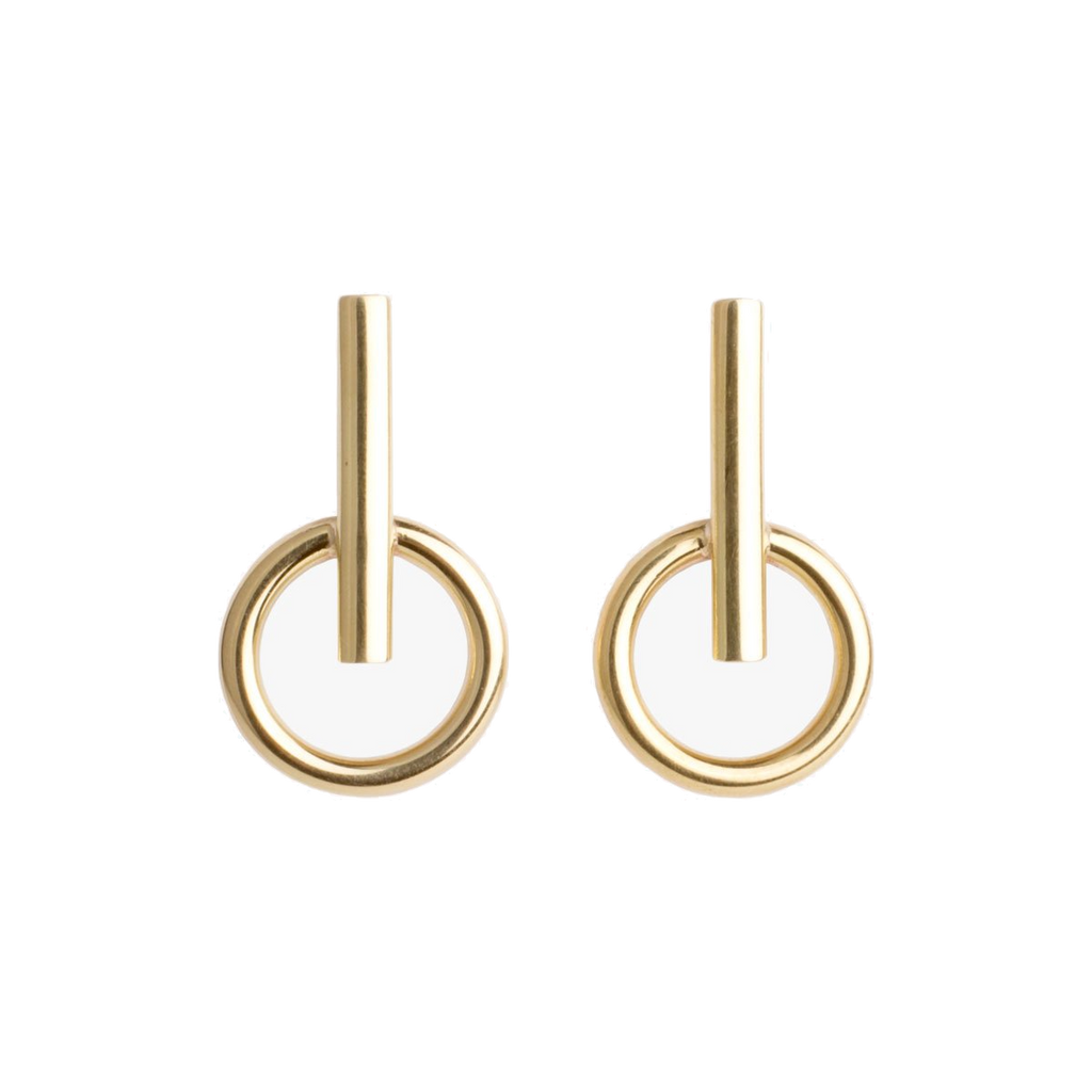 CXC - Earrings E0039 - Gold Plated
