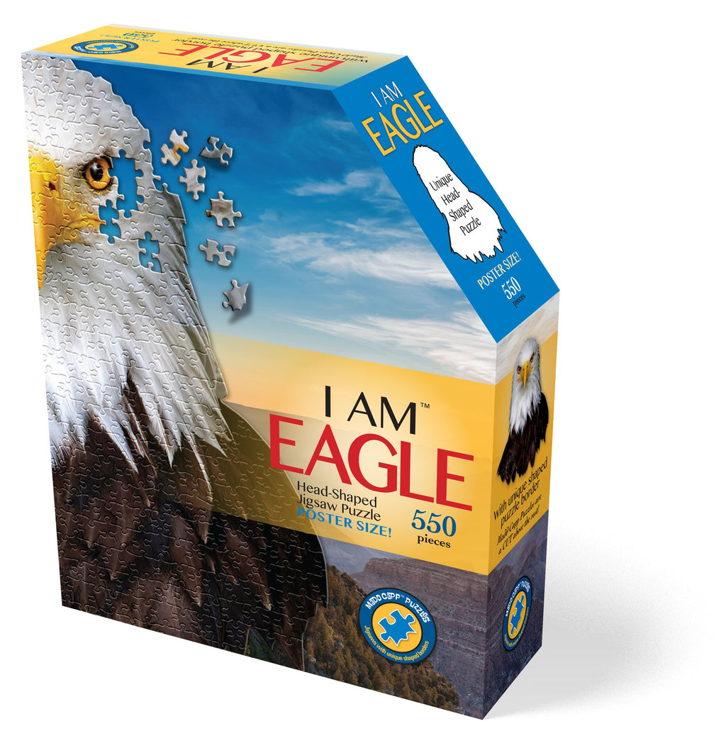 I Am Eagle Puzzle (550pc)