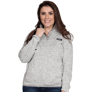 Simply Southern Smoke Knit Pullover