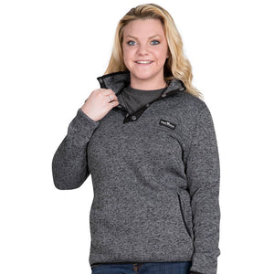 Simply Southern Steel Knit Pullover