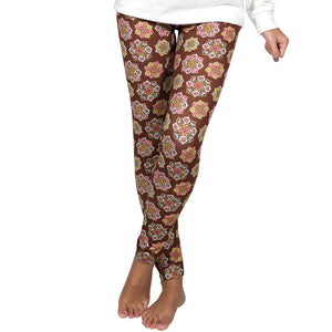 Simply Southern Mandala Leggings
