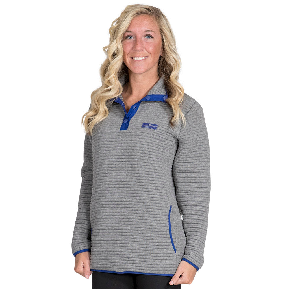 Simply Southern Smoke Ribbed Pullover