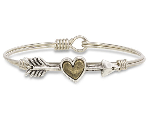 Luca and Danni Follow Your Heart Bangle
