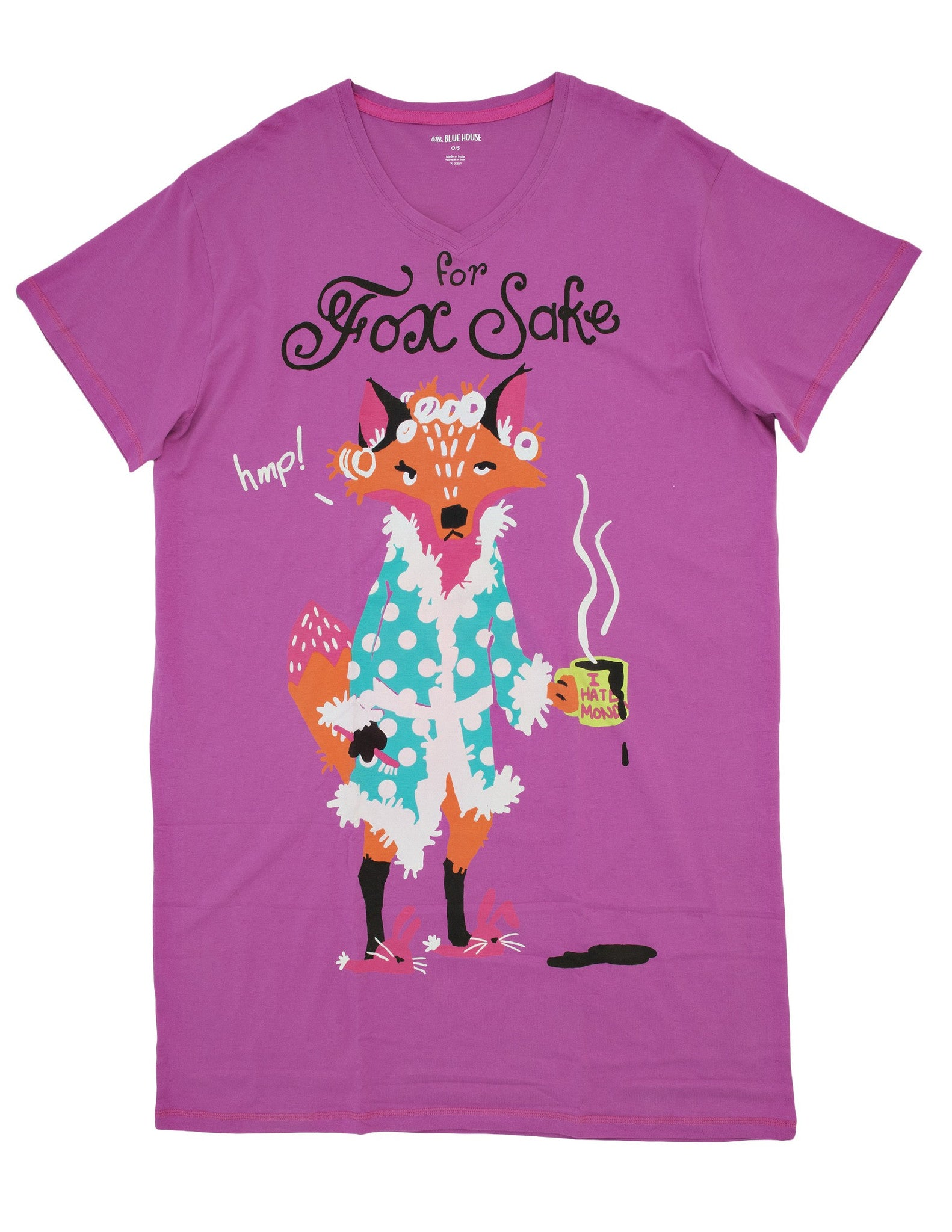 For Fox Sake Nightshirt