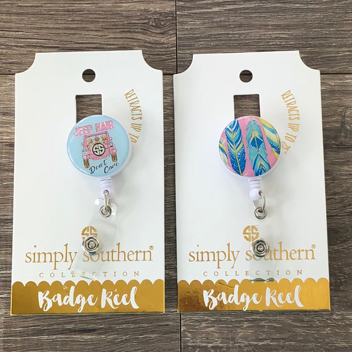 Simply Southern Badge Reel 5