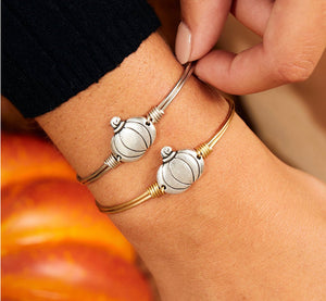 Pumpkin Bangle-Small