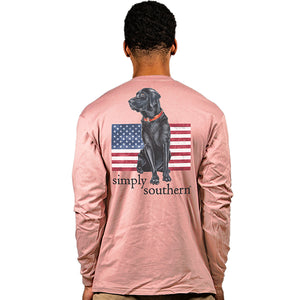 Simply Southern Black Long Sleeve T-Shirt