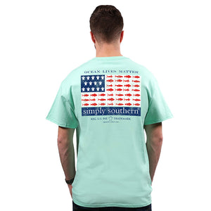 Simply Southern Sea Flag T-Shirt