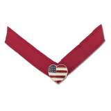 Lindsay Phillips American Flag Glory Strap