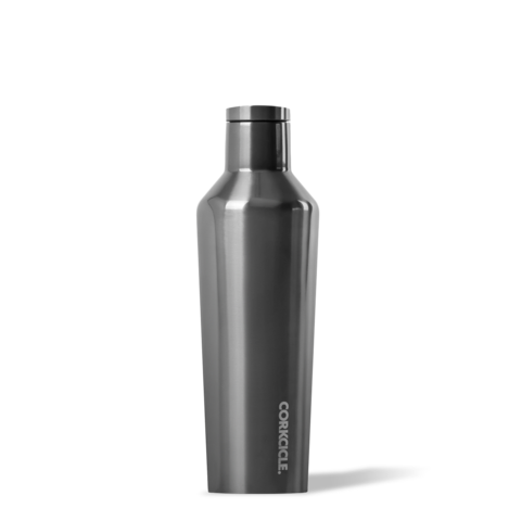 Gun Metal 16oz Corkcicle Canteen