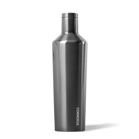 Gun Metal 25oz Corkcicle Canteen