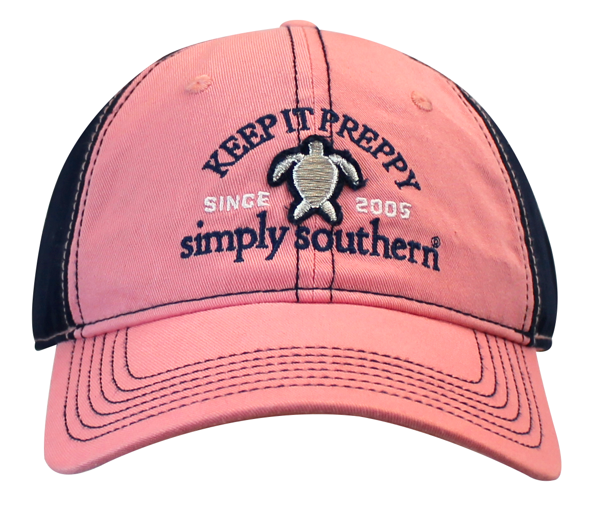 Simply Southern Hat - Keep It Preppy