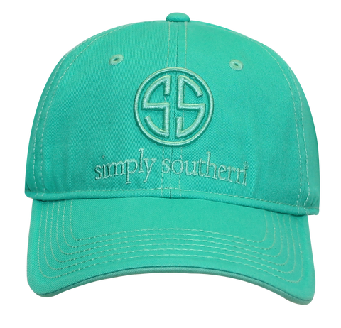 Simply Southern Hat - Turquoise