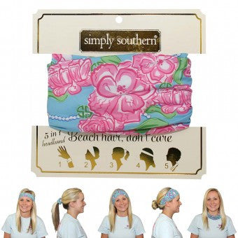Simply Southern Rose Headband