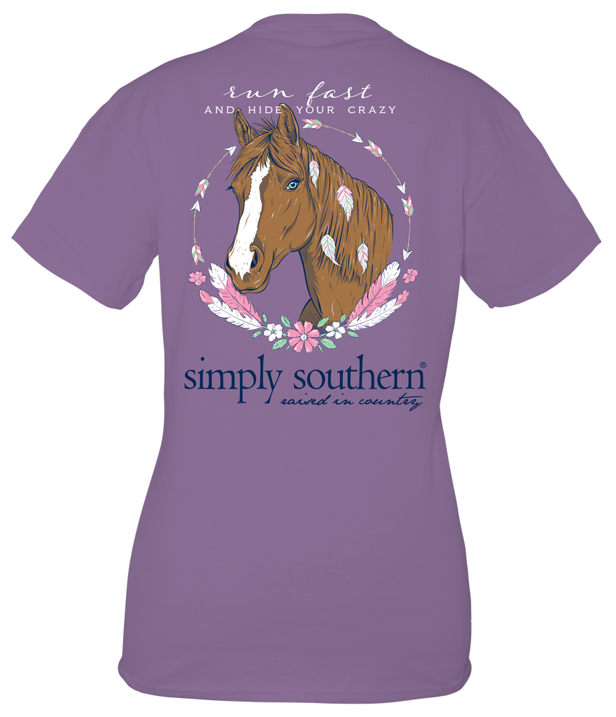 Simply Southern Horse T-shirt