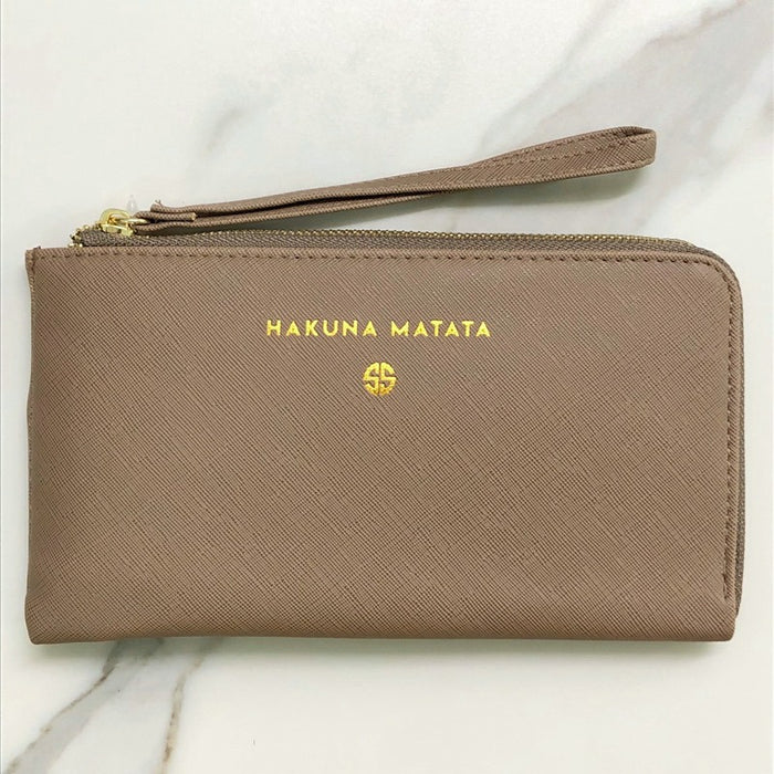 Simply Southern Hakuna Matata Vegan Leather Wallet