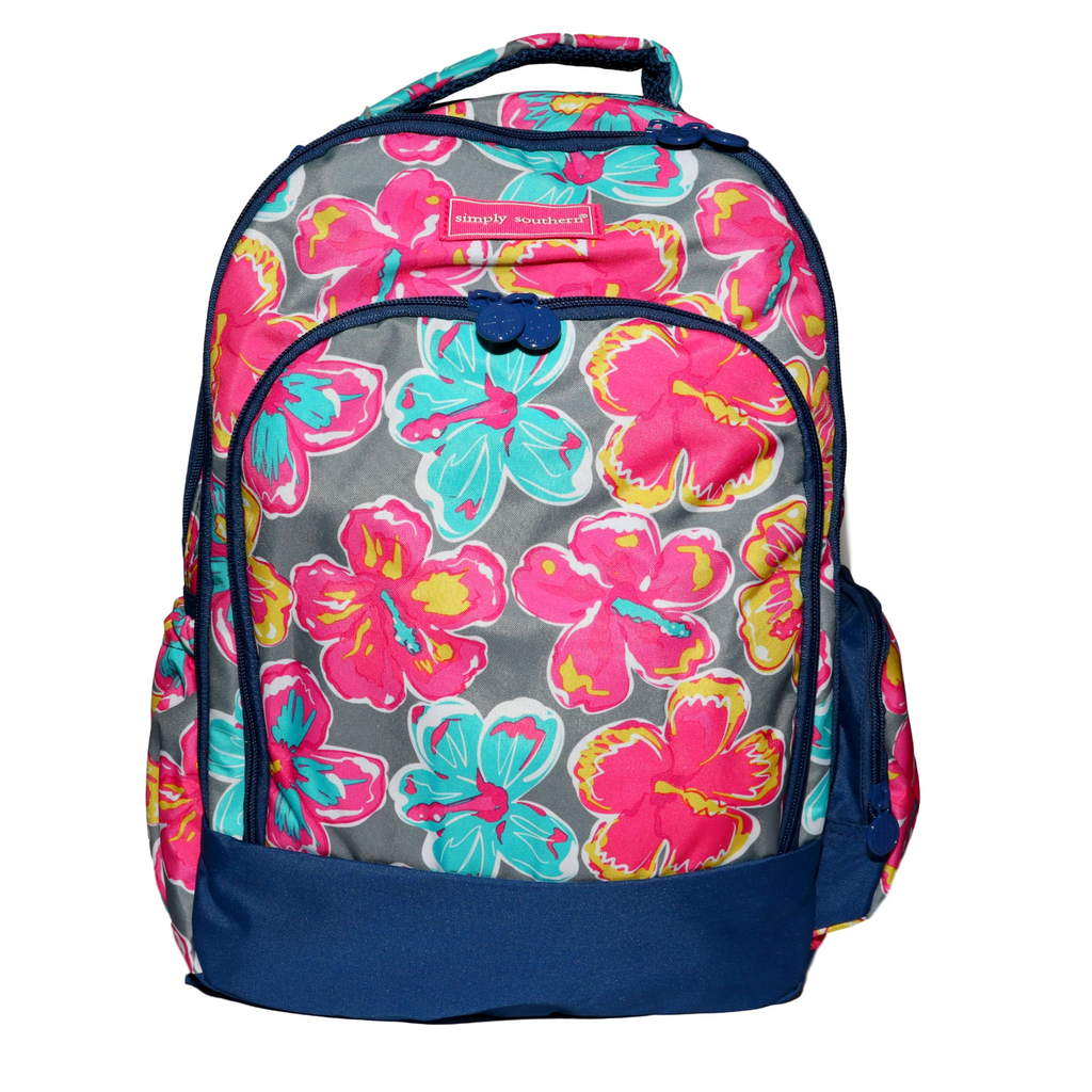 Simply Southern Flower Backpack