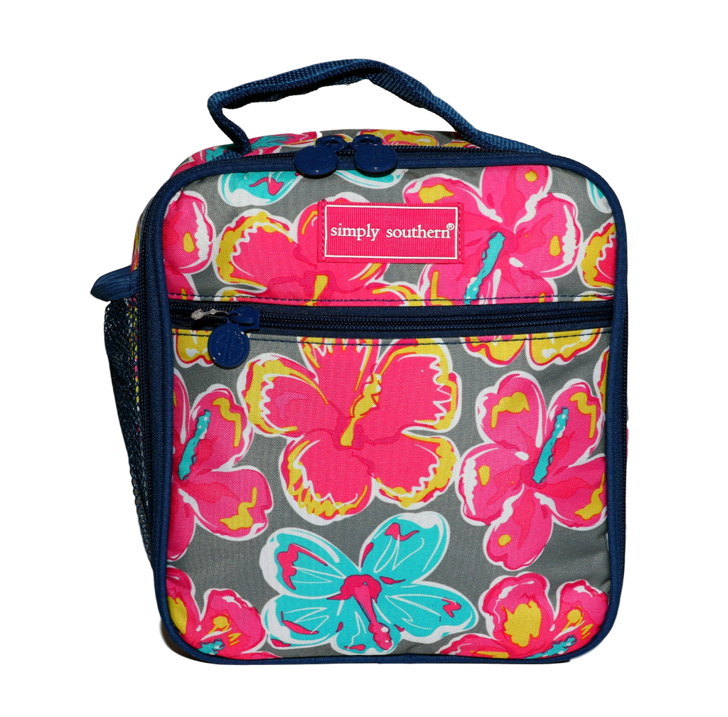 Simply Southern Flower Lunch Box