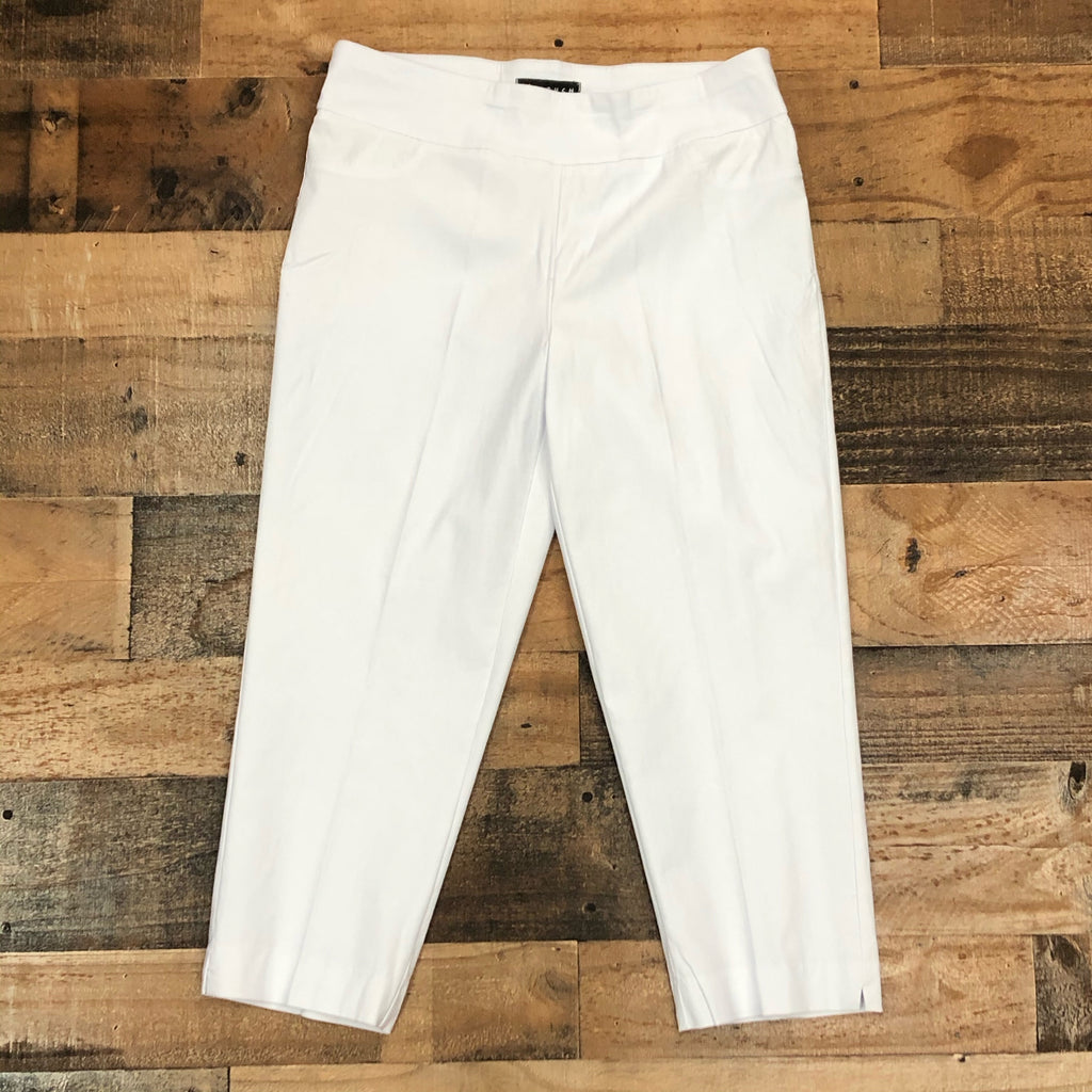 N Touch White Pants