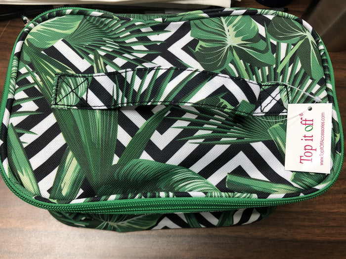 Cosmetic Bag-Leaves