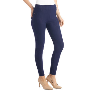 Juliet One Size Pants-Navy
