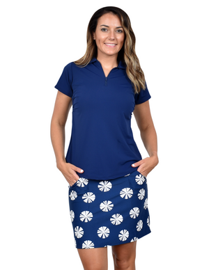 Southwind Fairway Skirt-Dandelion