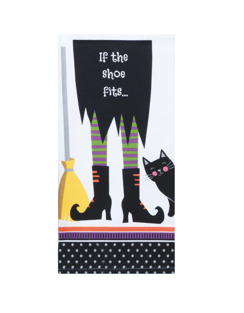 Kaydee Design's Witch Towel