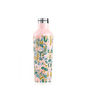 Rifle Paper Co. x Corkcicle Canteen-Pink Tapestry