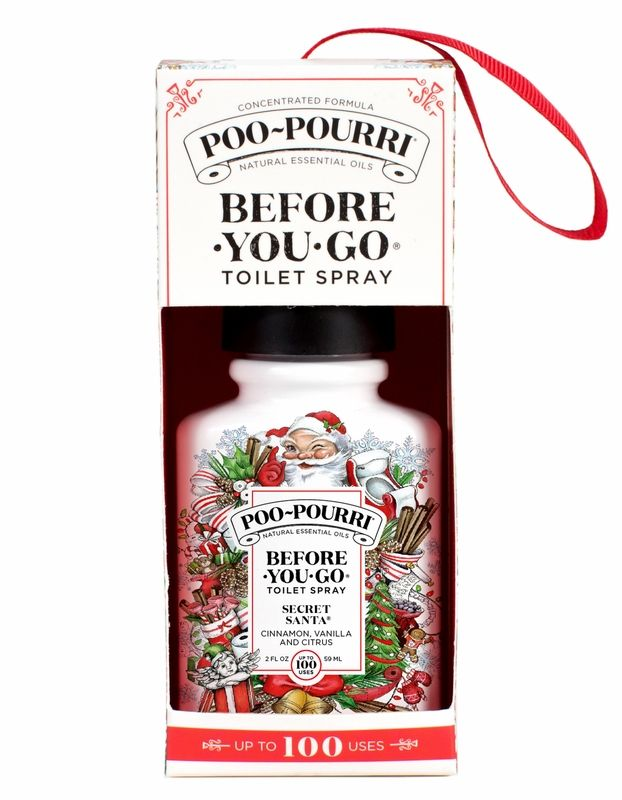 Poo-Pourri Secret Santa