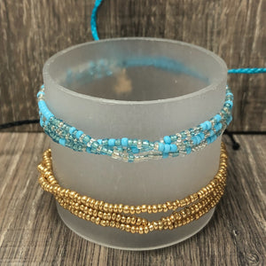 Simply Southern Beaded String Bracelet
