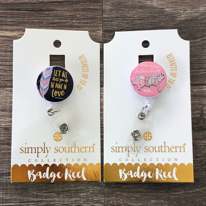 Simply Southern Badge Reel 2