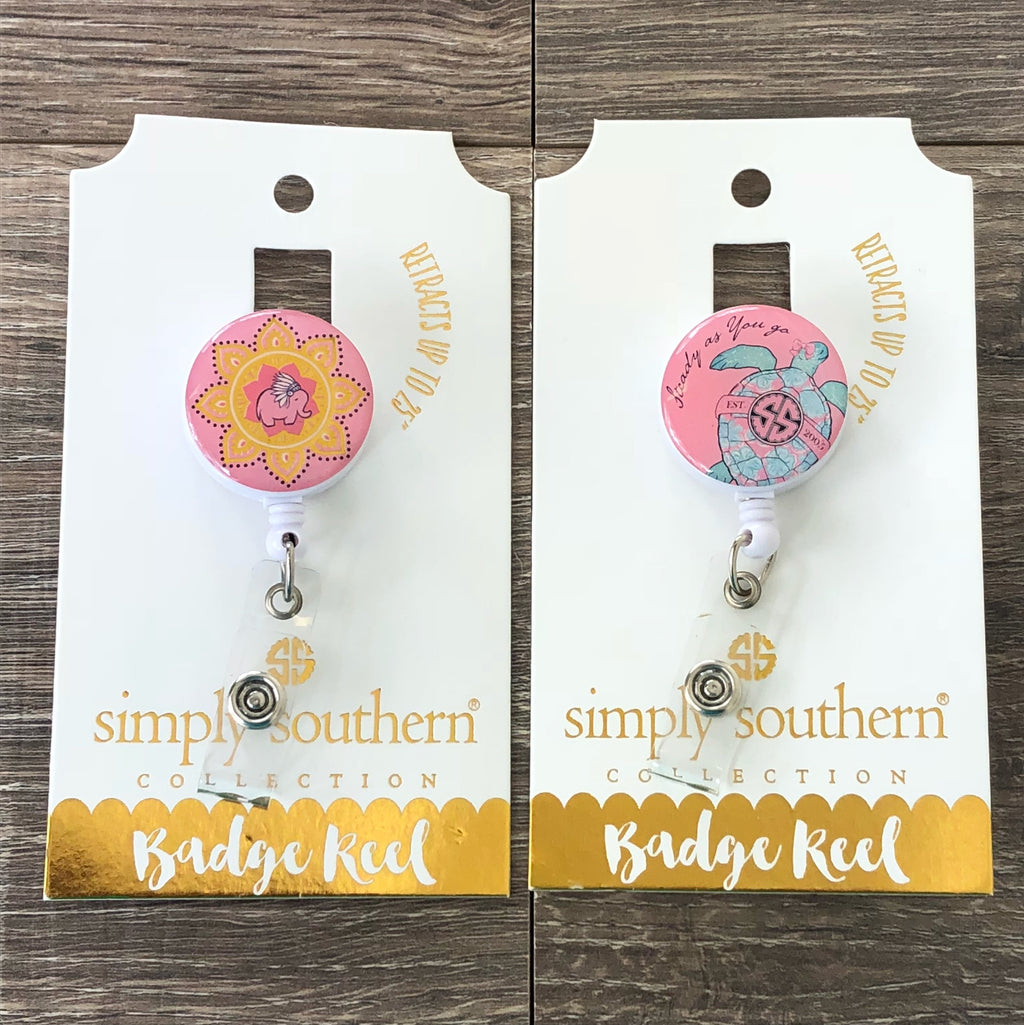 Simply Southern Badge Reel 1